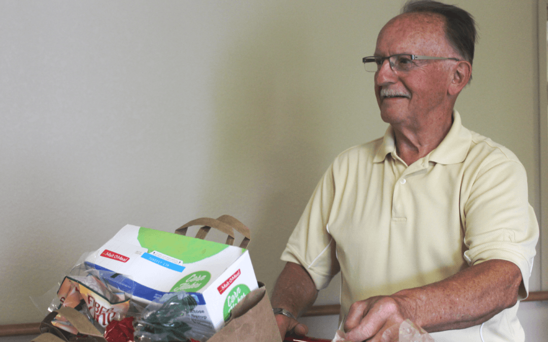 Volunteer Once a Month – Deliver Free Groceries to Seniors!