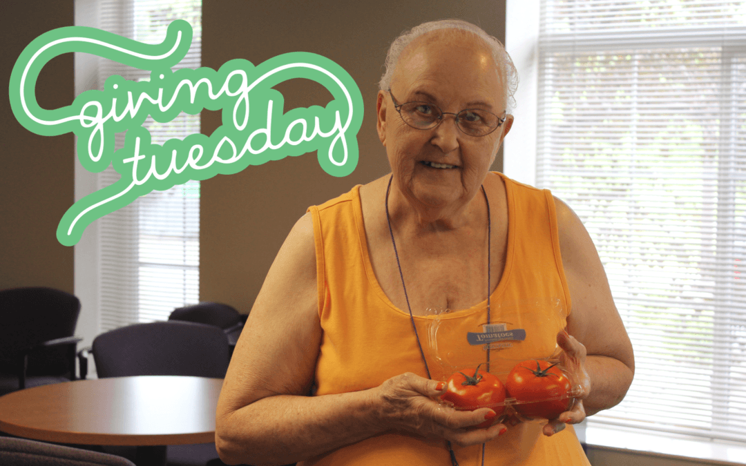Support East Side Elders on Giving Tuesday!