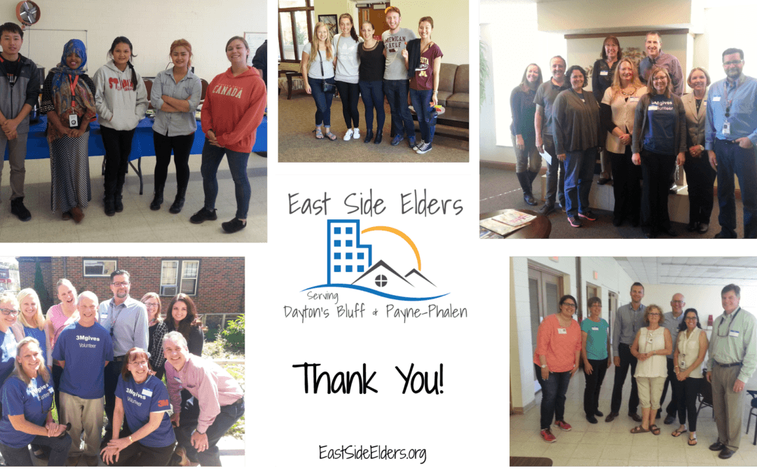 Thank You, 2016 Volunteers!