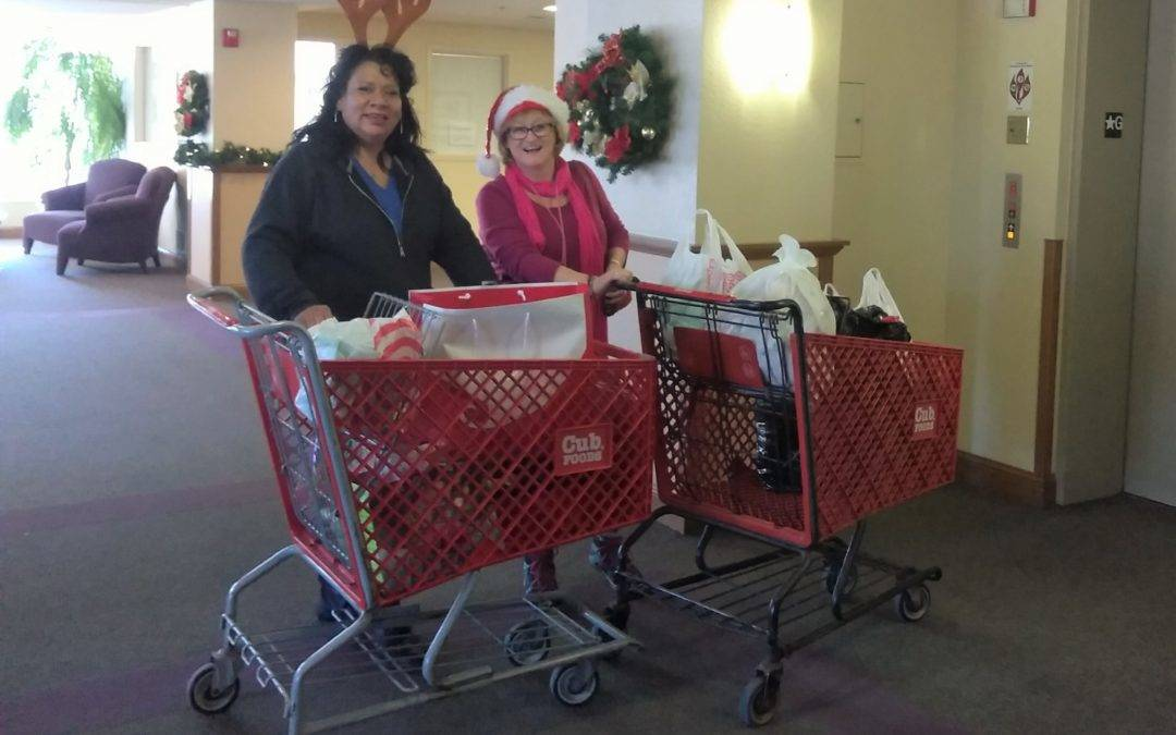 East Side Elders Delivers Gifts for Seniors
