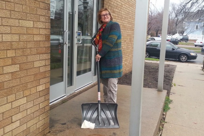 Clear Steps for Seniors – Help us Raise Money for Snow Removal!