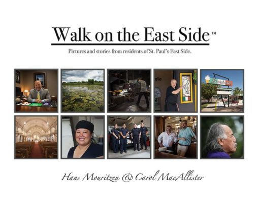Walk on the East Side book cover