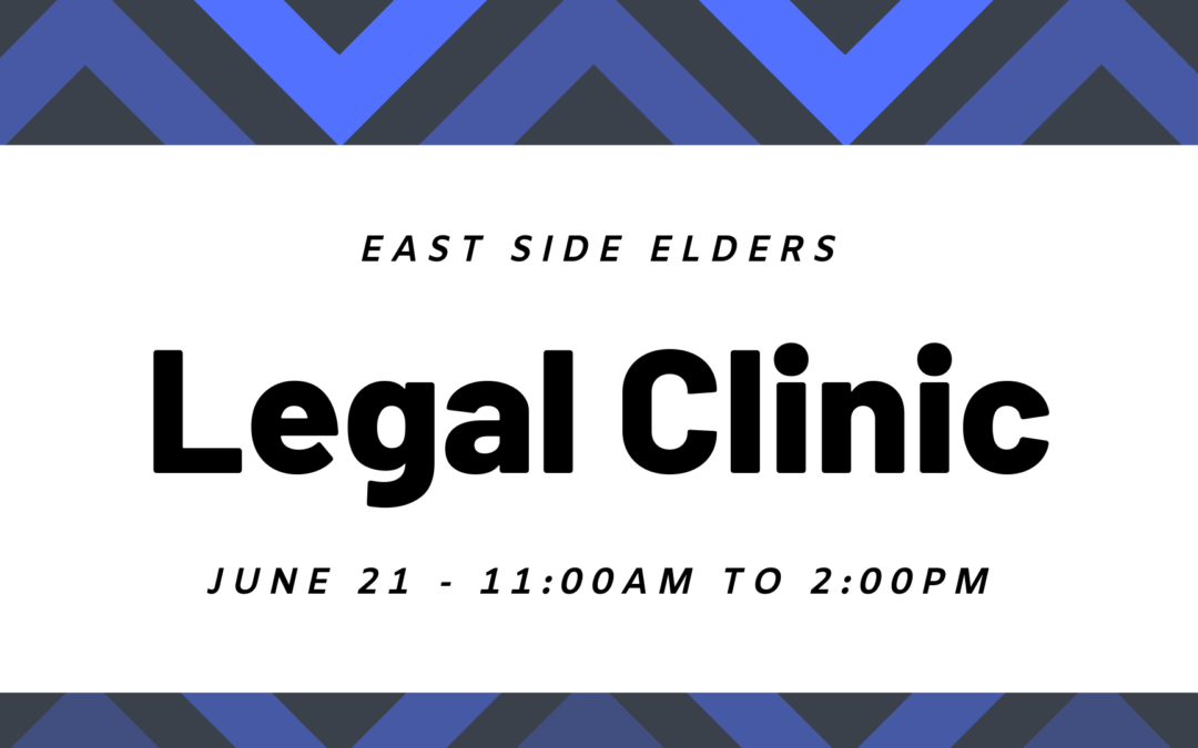 Legal Clinic June 21